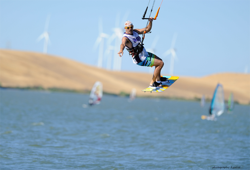 The Wing is one of the best light wind kiteboards on the market