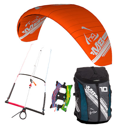 HQ Montana Kiteboarding Kite