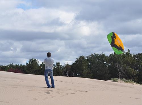 Rush Pro Trainer Kite 250