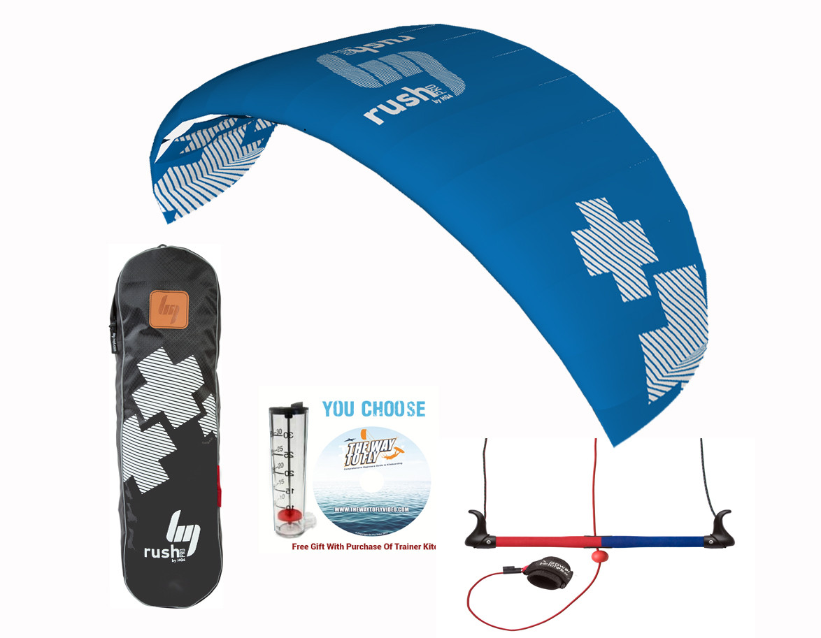 HQ Rush V Pro 300 Trainer Kite