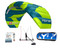 Peter Lynn Hornet 6m 4-line fixe bridal snow kite and power kite for other land activities