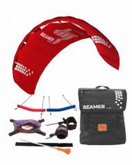 HQ4 Beamer 4m Quad Handle Kite |  Buggy, Landboard, & Recreation