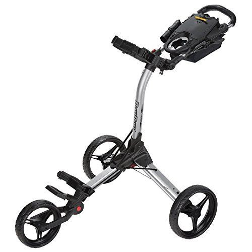BagBoy Compact 3 Push Cart Adjustable 3 Whee Golf Trolley C3