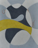 "Acrylic & Colored Pencil on Canvas.  Unframed. 20 x 16"""