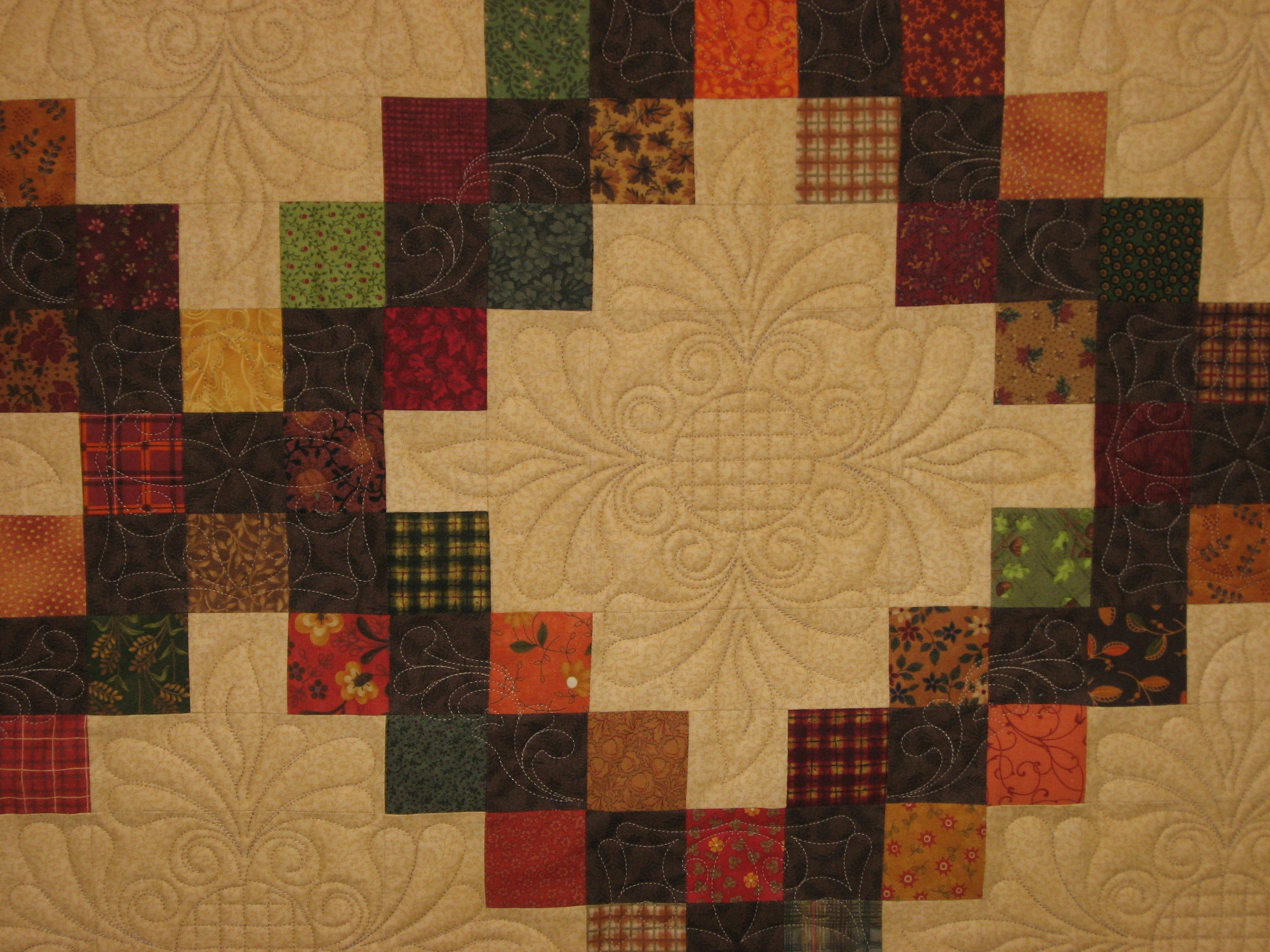 A Quilt From Jackie Macmullen S Studio Double Irish