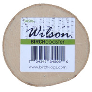 BIRCH COASTERS (SET OF 8)