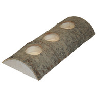Aspen Barkside Candle Log