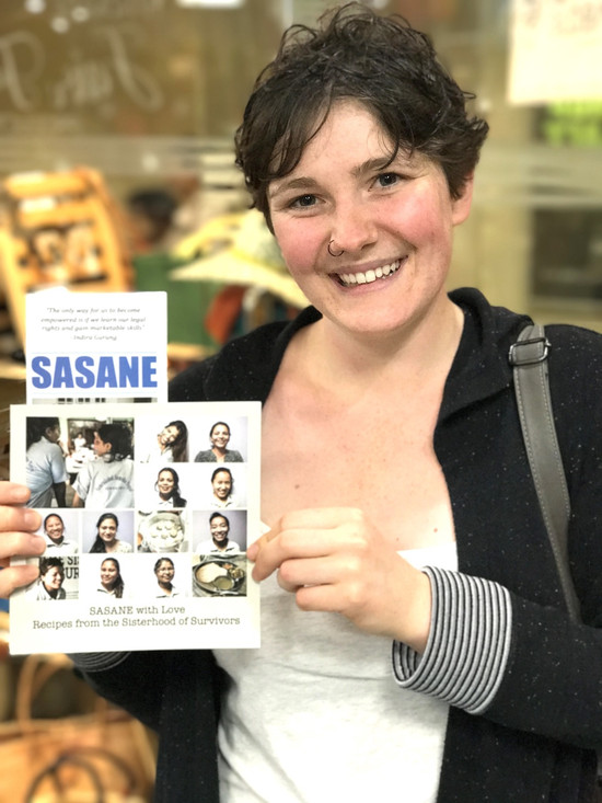 SASANE - Nepalese Recipe Book by Survivors of Sex Trafficking