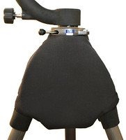 Shoulder Saver Tripod Pad - Black