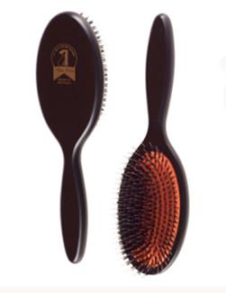 "#1 All Systems -Bristle/Nylon Brush-""Mason Pearson Style"""