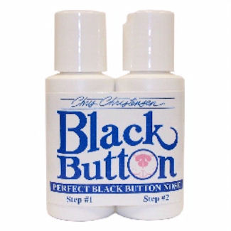 Chris Christensen - Black Button, Black Nose Treatment