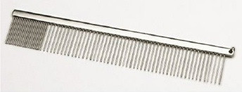 "Oster - 10"" Grooming/Finishing Comb"
