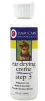 Miracle Care - R-7 Step 3 Ear Care Drying Creme for Dogs & Cats, 4 oz