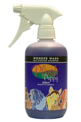 Plush Puppy - Wonder Wash, 500ml (16.9 oz)