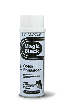 Bio-Groom - MAGIC BLACK Color Enhancer