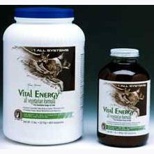 #1 All Systems - E3 Vital Energy Canine Vegetarian Formula