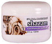 #1 All Systems - Shazam Super Whitening Gel, 8 oz