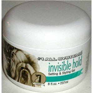 #1 All Systems - C3 Invisible Hold Setting & Styling Gel 8 oz.