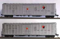 HO-Scale NP 57-Foot Mechanical Reefer Cars