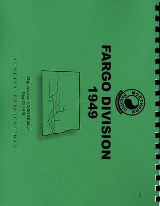 Fargo Division Maps of 1949