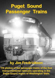 Puget Sound Passenger Trains