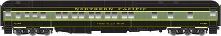 Bethlehem Car Works NP 10-1-1 Pullman Sleeper Pine Tree Paint Scheme