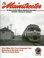 Mainstreeter V37-3 Fall 2018 36p