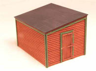HO-Scale NP Ice Shed