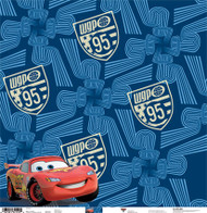 Disney Cars Collection Lightning McQueen 12 x 12 Scrapbook Paper by Sandylion