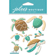 Sea Turtles 4 x 6 Scrapbook Embellishment by Jolee's Boutique