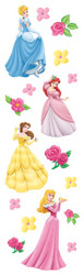 Disney Princess Collection The Princesses Scrapbook Embellishment by Trends International