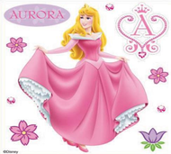Disney Sleeping Beauty Collection Princess Aurora Scrapbook Embellishment by EK Success