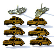 Taxi Cab Brads by Eyelet Outlet - Pkg. of 12