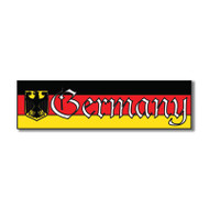Germany Title Topper Laser Cut by Scrapbook Customs - 12