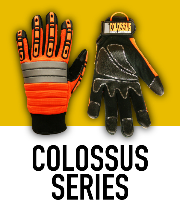 Colossus Series Performance Gloves