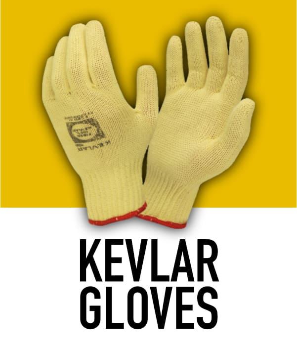 Kevlar Cut Resistant Gloves