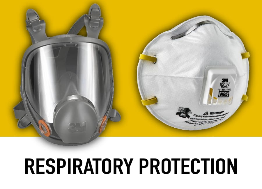 shop respiratory protection