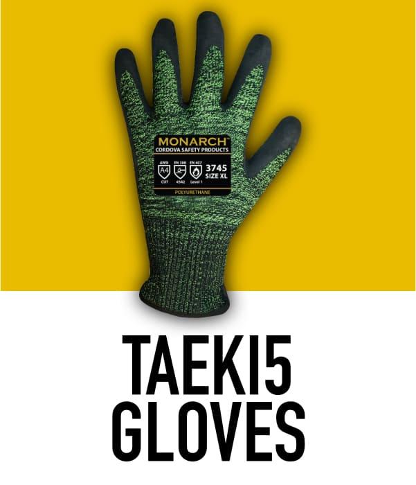 TAEKI5 Cut Resistant Gloves