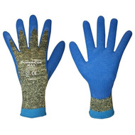 Cordova Power-Cor MAX™ Kevlar® Gloves, 10-Gauge, Latex Palm, Cut Level 4 (Pair)