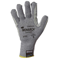 Cordova Monarch™ TAEKI5® Gloves, 10-Gauge, Leather Palm, Cut Level 5 (Pair)
