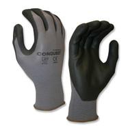 Cordova CONQUEST™ Nitrile Coated Machine Knit Gloves,  (Dozen)