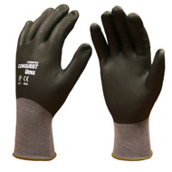 Cordova CONQUEST ULTRA™ Nitrile Coated Machine Knit Gloves, Full Coating (Dozen)
