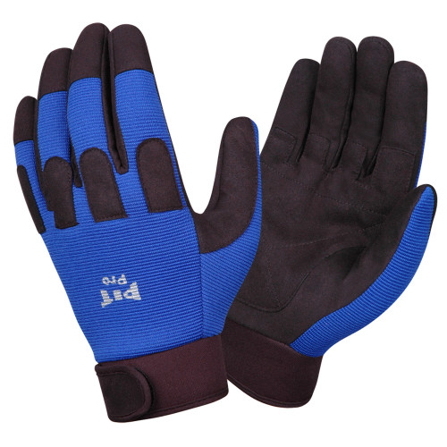 Pit Pro Leather Mechanics Gloves Cordova Ppe Pros