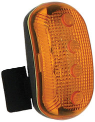 Hard Hat Safety Light, Batteries Included (Case of 12)