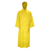 "Cordova DEFIANCE FR 2-Piece Rain Coat, 60"", Yellow"