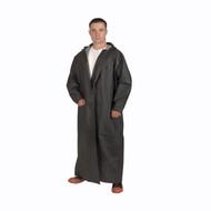 "Cordova RENEGADE 2-Piece Vented Rain Coat, .35mm Fabric, 60"" Length, Black"