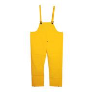 Cordova STORMFRONT Bib-Style Rain Pants, .35mm Fabric, Yellow