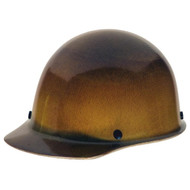 MSA Skullgard Cap Style Hard Hat, Fast-Trac Ratchet Suspension