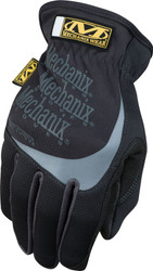 Mechanix Wear FastFit Mechanics Glove, Black