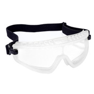 DS-1 Dust/Splash Safety Goggles, Clear Frame with Clear Anti-Fog Lens (Dozen)